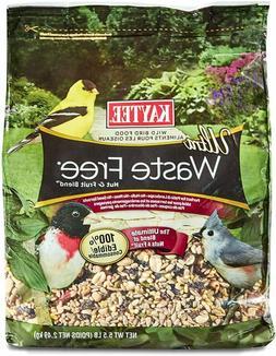 Kaytee Waste Free Nut and Fruit Blend, 5.5-Pound Bag