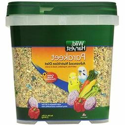 Wild Harvest Wh-83540 Advanced Nutrition Diet For Parakeets,