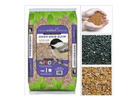 Wild Bird Food Audubon 20 Lb Premium Blend Mix Park Seed Blo