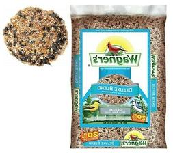 Wild Bird Food Diet Blend Pretty Finches Cardinals Chickadee