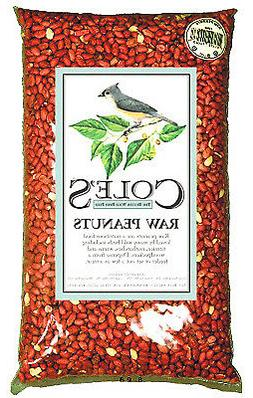 COLES WILD BIRD PRODUCTS INC Wild Bird Food, Raw Peanuts, 10
