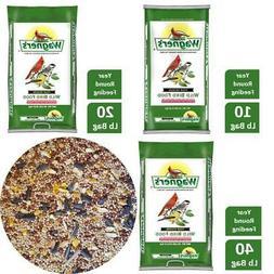 Wild Bird Food Seed Mix Bag Feed Wagners 4 Season Year Round