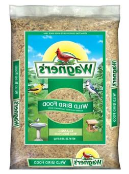 Wild Bird Food Wagner's  52004 Contains Seed & Sunflower 20-
