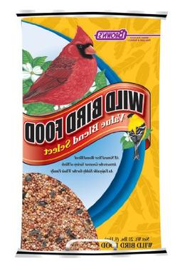 F.M. Brown's Wild Bird Food, 20-Pound, Value Blend Select Po