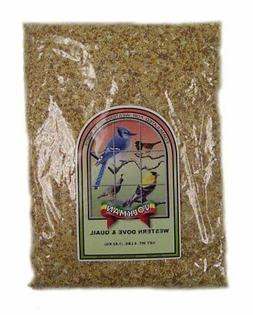 Volkman Seed Wild Bird Western Dove & Quail Healthy Formulat
