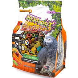 Tropical Carnival ZOO-Vital Extruded Daily Diet for Parrots