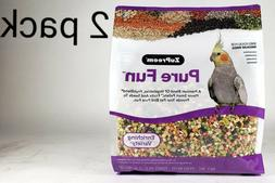 ZuPreem Pure Fun Bird Food, Available for Various Sizes 2-pa